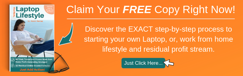 Claim Your FREE copy of the REAL Laptop Lifestye